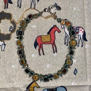 Beaded Jewel Necklace!!! NWT!!!